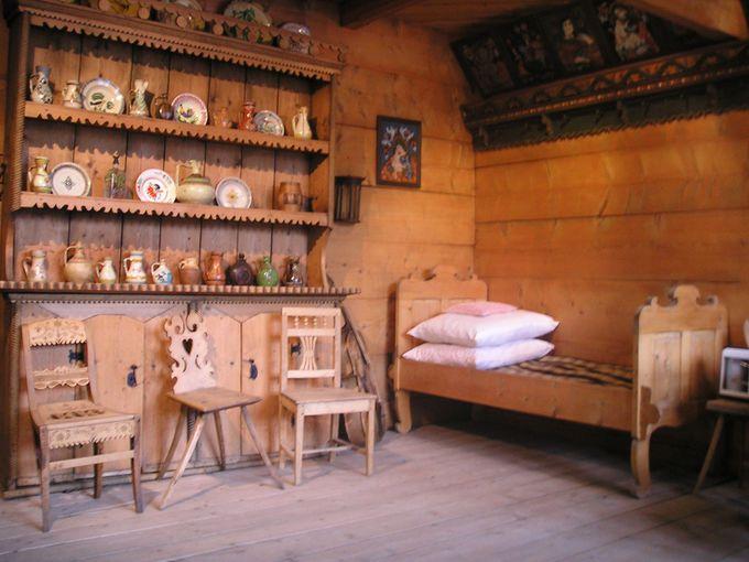 伝統を大切に保存するタトラ博物館