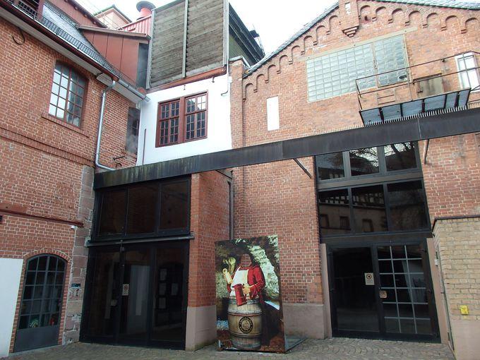 修道院とビール醸造所でも知られるアルピルスバッハ