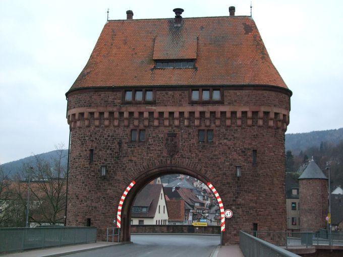ミルテンベルクは「マイン川の真珠」!河畔に佇む美しい町