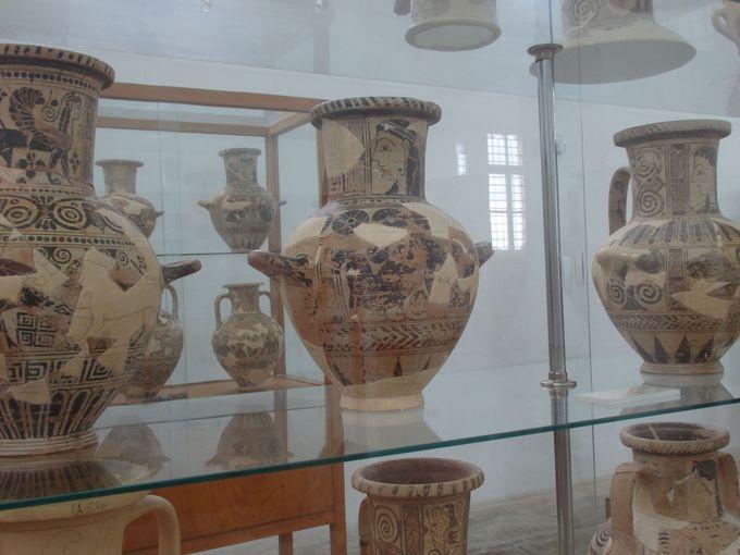 7.考古学博物館