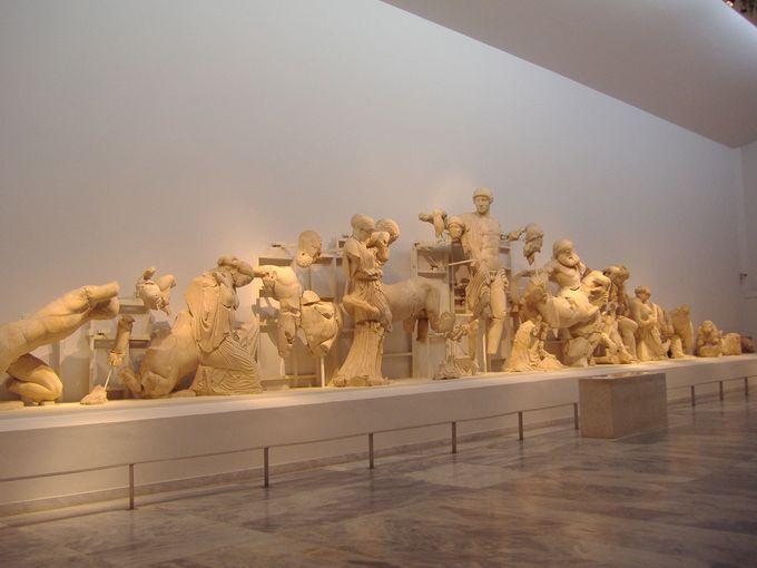 オリンピア博物館