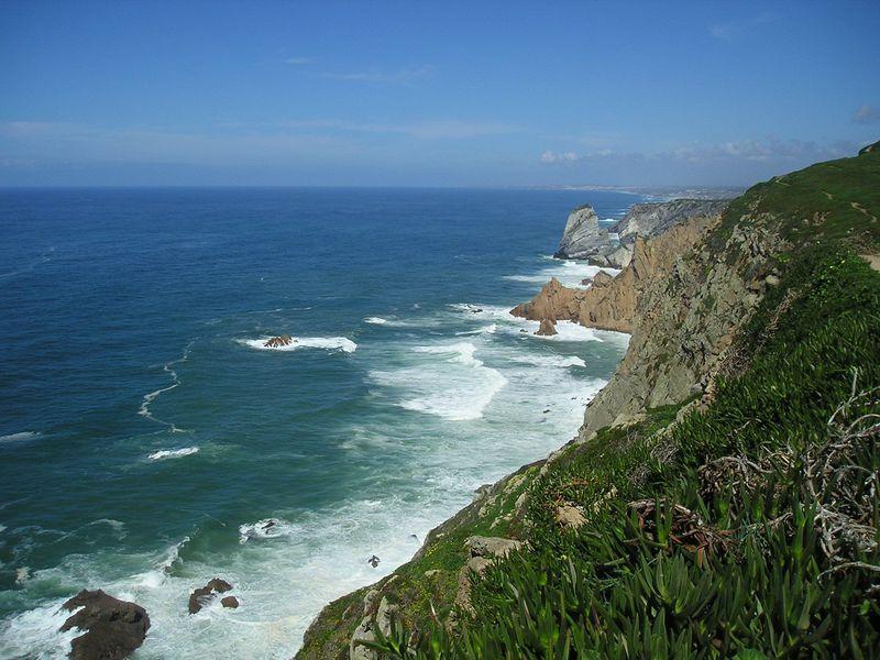 ポルトガルにあり!断崖絶壁の地の果て「ロカ岬」はユーラシア大陸最西端