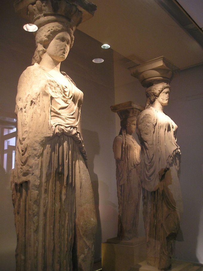 発掘物の宝庫「アクロポリス博物館」