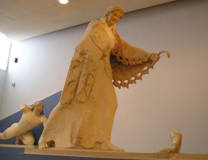 3.アクロポリス博物館