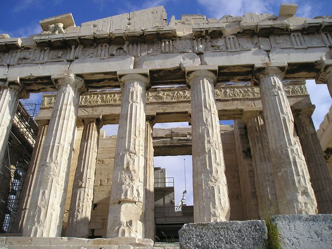 1.パルテノン神殿
