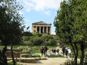 世界遺産「アクロポリス」の麓に広がる古代遺跡群!ロマンが溢れる見所