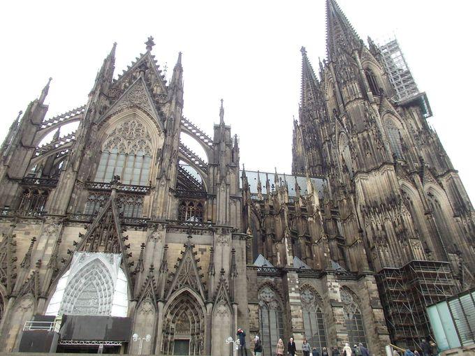 5.ケルン大聖堂/ドイツ