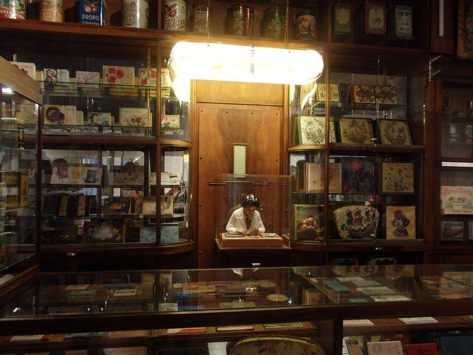 チョコレートに関しての博物館