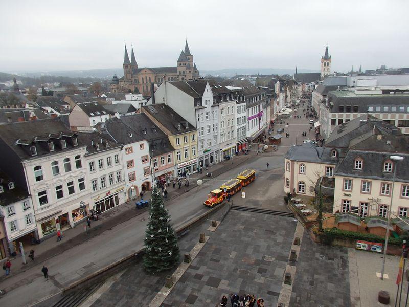 ローマ時代の遺跡が散在!ドイツ最古の町「トリーア」