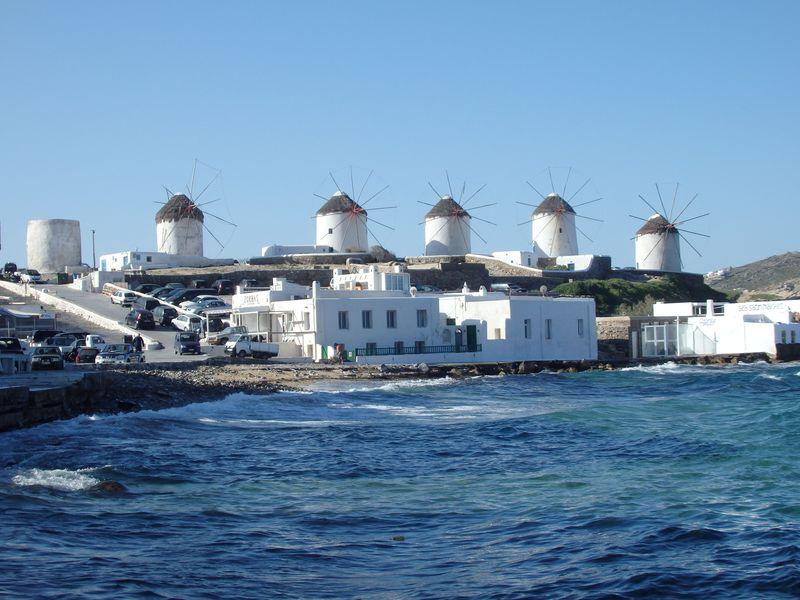 ミコノス島「エアロスホテル」でエーゲ海をリーズナブルに満喫