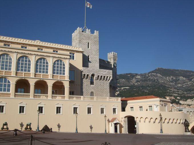 要塞の後に建造された大公宮殿
