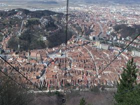 ルーマニア第二の都市ブラショフ!ドイツ風の美しい古都の見所