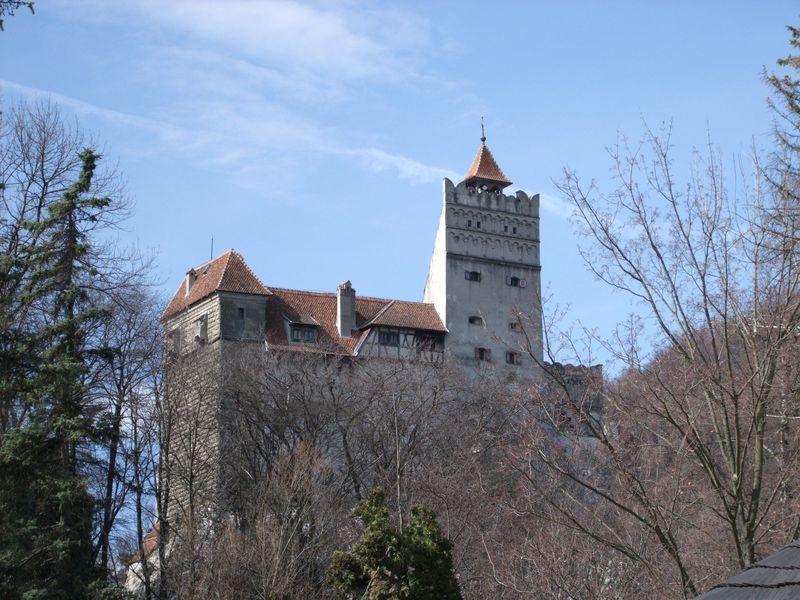 吸血鬼ドラキュラ居城のモデル「ブラン城」ルーマニア中世の城を満喫