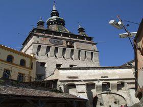ルーマニアの世界遺産「シギショアラの歴史地区」で中世にタイムスリップ