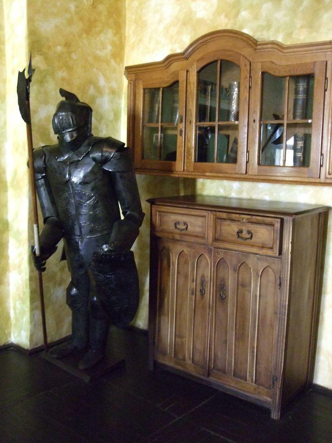 ドラキュラ伝説を今に伝えるレストラン「カサ・ヴラド・ドクトル」