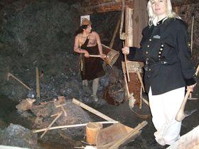世界最古!オーストリア「ハルシュタット岩塩坑」でアトラクション体験