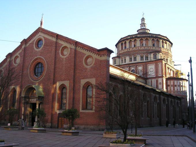 6.サンタ・マリア・デッレ・グラツィエ教会