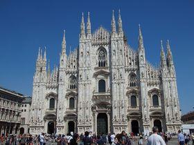 北イタリア・ミラノのぜひとも見ておきたい観光スポット
