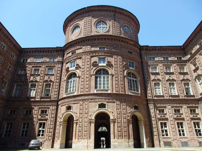 5.カリニャーノ宮殿