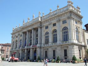 北イタリア・トリノ観光のポイント!広場を起点に街歩き