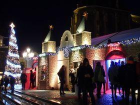 まるでテーマパーク!オランダ・マーストリヒトのクリスマスマーケット
