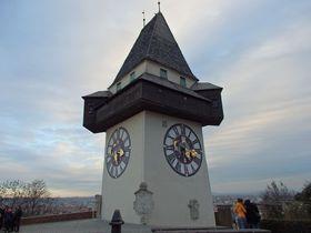 時計塔がシンボル!オーストリア・グラーツは世界遺産の町