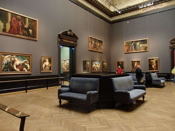 名画&工芸美術品の宝庫「美術史博物館」