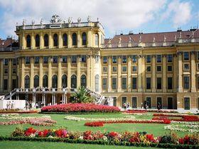 ウィーンの誇り!世界遺産「シェーンブルン宮殿」奥には広大な庭園が