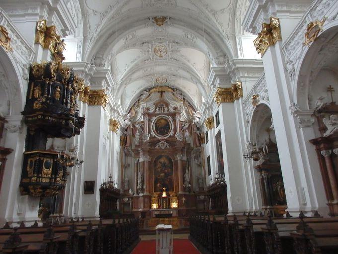 壮麗な二つの大聖堂