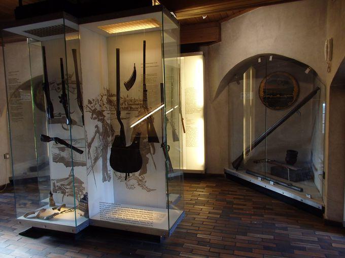 6.武器博物館