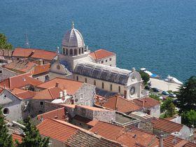 絶景アドリア海を望むクロアチアの古都「シベニク」の見所
