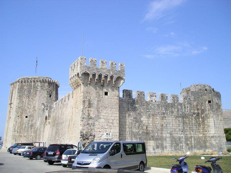 クロアチア世界遺産「トロギール」の見ておきたい観光スポット