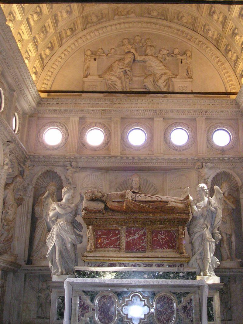 見所溢れる大聖堂内