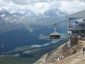スイスの高級リゾート地「サンモリッツ」のお薦め観光スポット