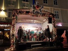 オーストリア「ヴァッハウ渓谷」で楽しむクリスマスマーケット
