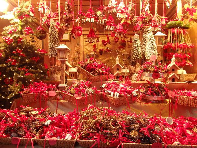 シェーンブルン宮殿のクリスマスマーケット