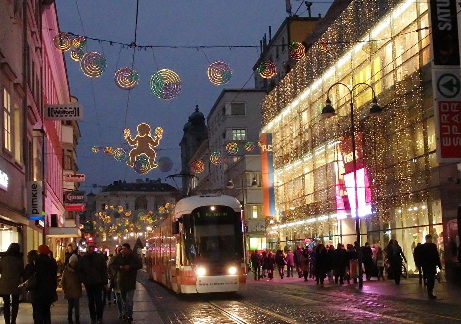 ドナウ河畔のオーストリア「リンツ」で楽しむクリスマスマーケット