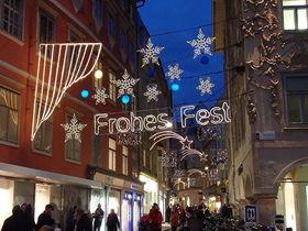 時計塔がシンボル!オーストリア「グラーツ」のクリスマスマーケット