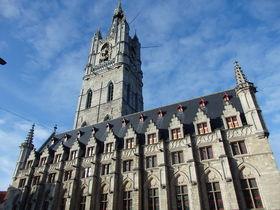 ベルギーの古都ゲントの町並みを一望するなら「鐘楼」へ!