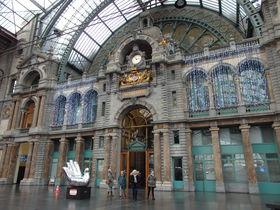 ベルギーの港湾都市「アントワープ」おすすめ観光スポット巡り