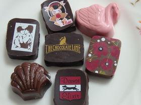 アントワープでチョコレート買うなら元ナポレオンの宮殿「ライン」で