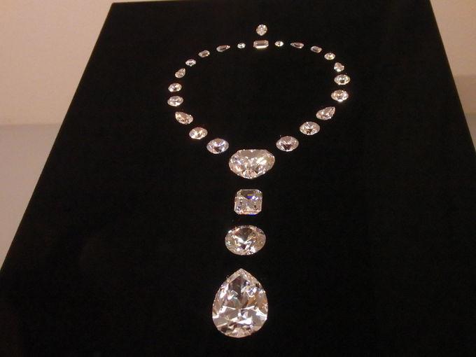 ダイヤモンド博物館
