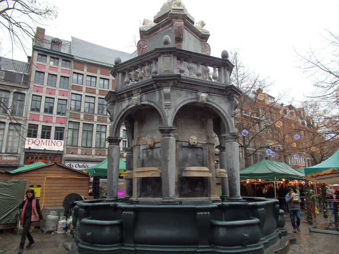 ベルギー・ワロン地方の中心地「リエージュ」