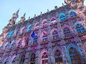 石のレースを纏う壮麗な市庁舎!ベルギーの古都「ルーヴェン」の見所