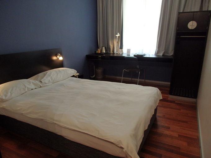 ゆとりある客室