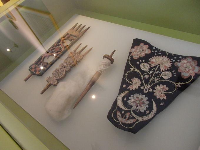 エンガディン地方の歴史を伝えるレーティッシュ博物館