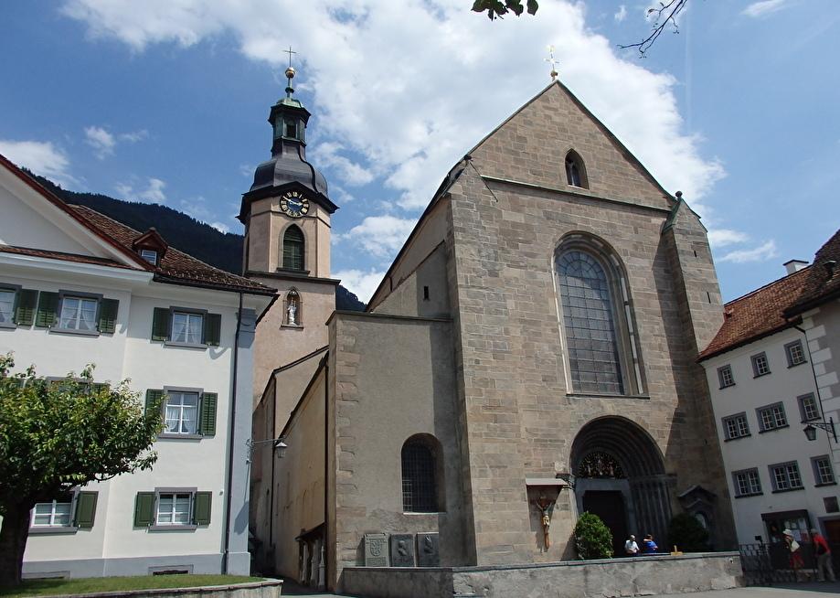 重要文化財の大聖堂