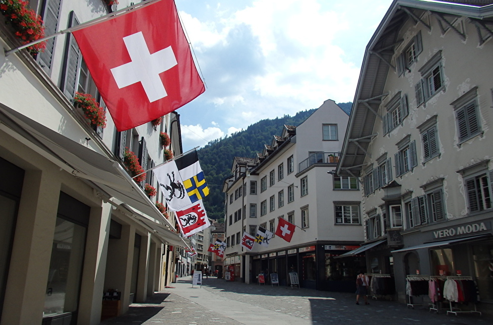 スイス スイスの観光・世界遺産 [スイス]