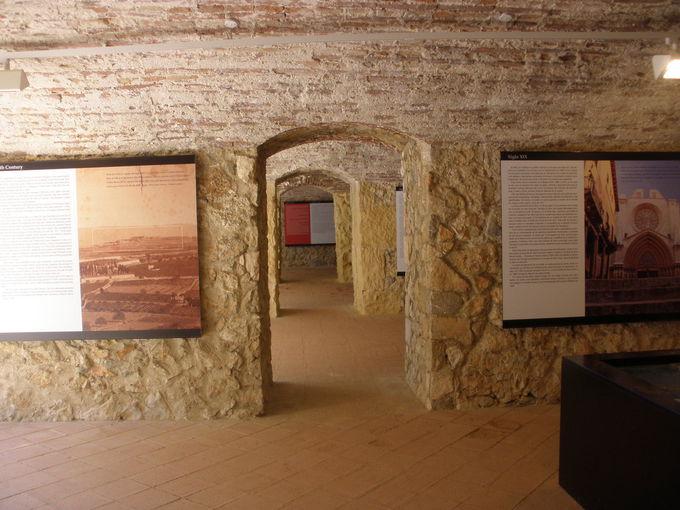 考古学の道
