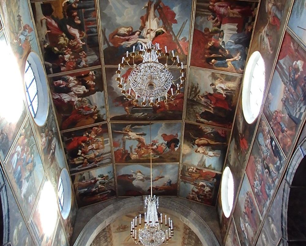 内装の素晴らしさにびっくり!「ユニオン教会」